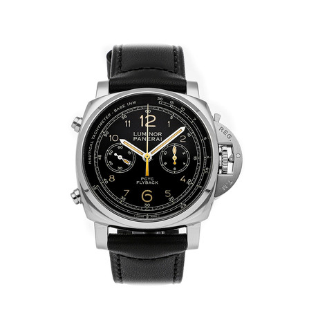 Panerai Luminor 3-Days Flyback Chronograph Automatic // PAM00653 // Pre-Owned