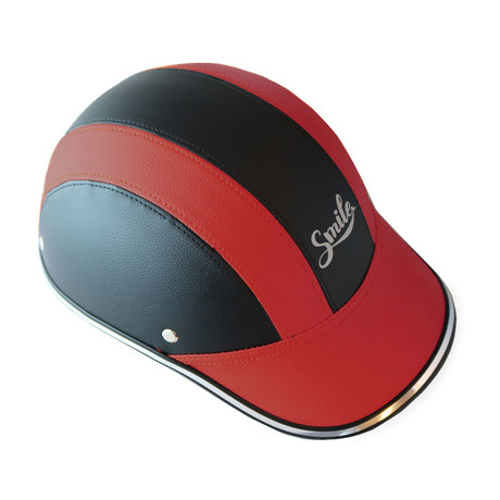 Sportsman Smile (Formula Red + Black)
