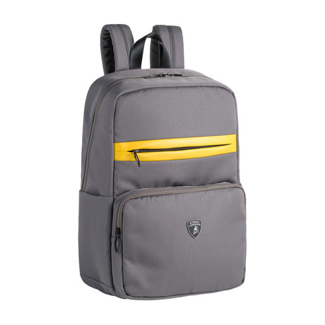 Backpack // Gray