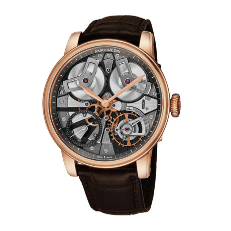 Arnold & Son Royal Collection TB88 Automatic // 1TBAR.S01A // New