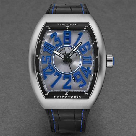 Franck Muller Vanguard Automatic // 45 CH AC BR BL