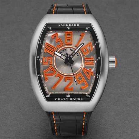 Franck Muller Vanguard Automatic // 45 CH AC BR OR