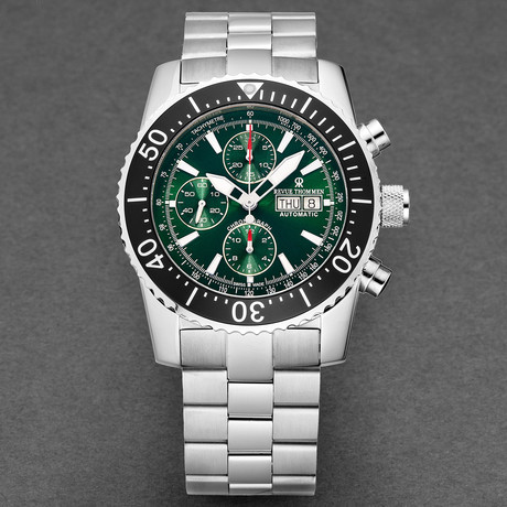 Revue Thommen Airspeed Chronograph Automatic // 17030.6122