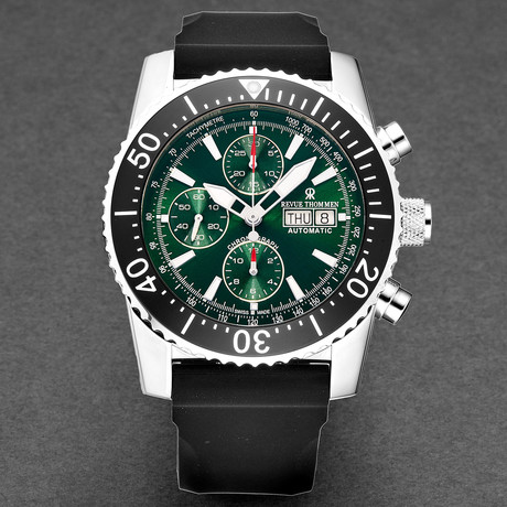 Revue Thommen Airspeed Chronograph Automatic // 17030.6522