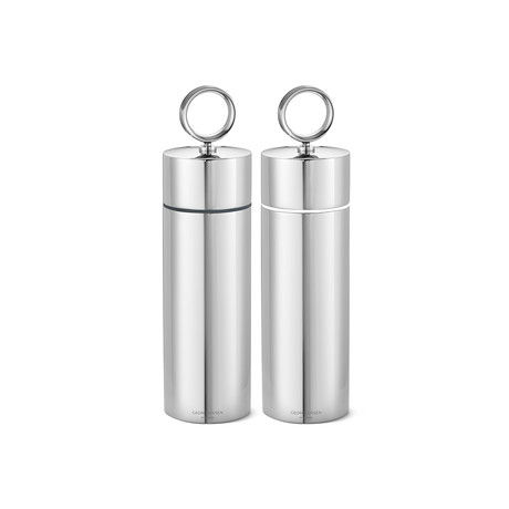 Bernadotte // Salt + Pepper Grinder // Stainless Steel