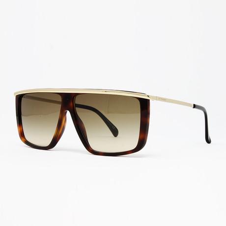 Women's GV7146 Sunglasses // Havana + Gold