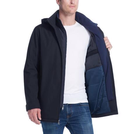 Stretch Tech Jacket // Black (S)