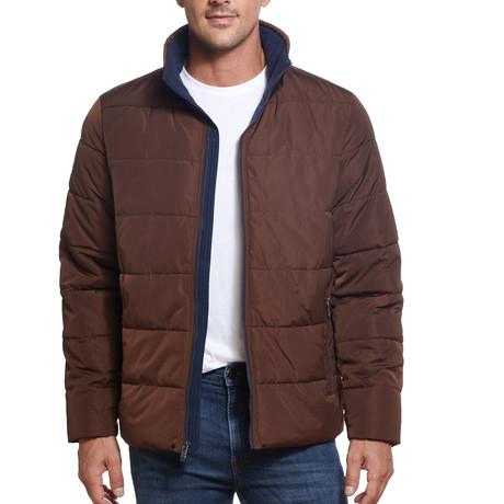 Puffer Jacket // Cinnamon (S)