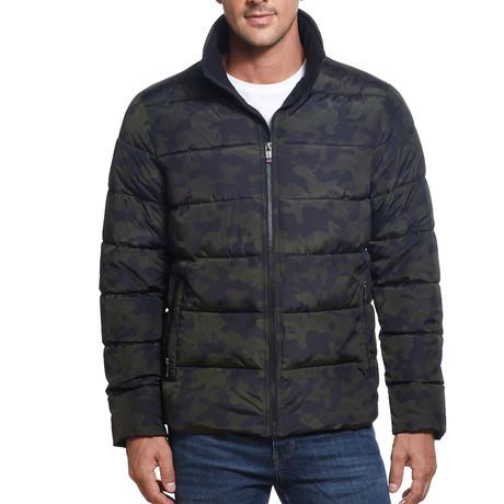 Puffer Jacket // Camo (S)