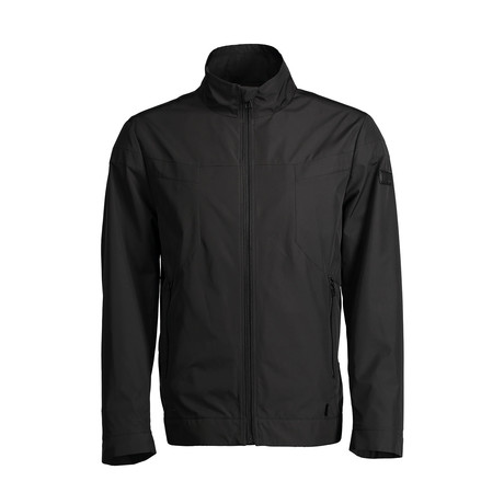Modern Golf Jacket // Black (S)