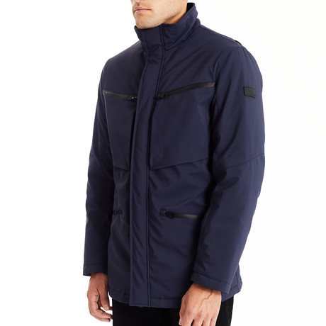 Expedition 4-Pocket Jacket // Navy (S)