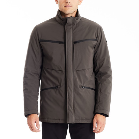 Expedition 4-Pocket Jacket // Clay (S)