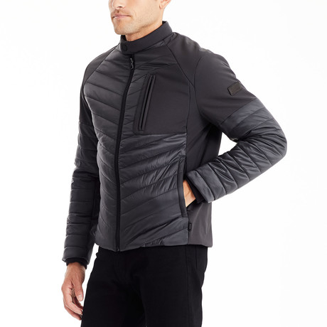 Softshell Hybrid // Iron (S)