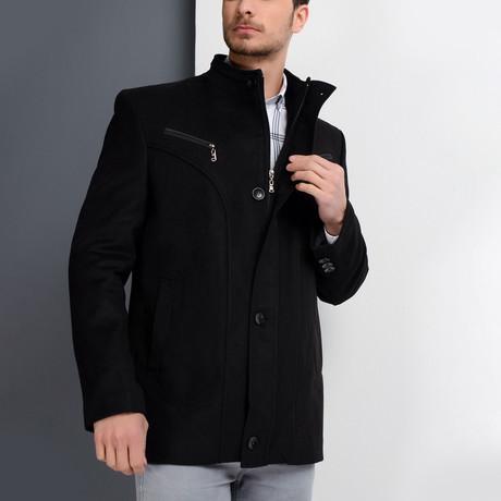 Pacific Coat // Black (Small)
