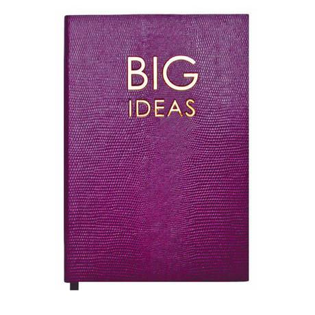 Big Ideas // Mauve (A5 Book)