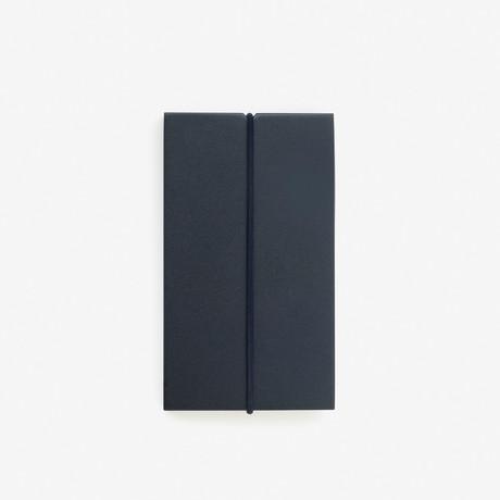 Ten Stationery // Card Case (Black)