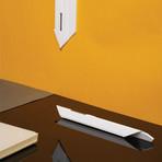 Flipen Bookmark Pen // White