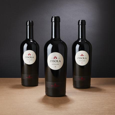 93 Point Italian Syrah // Set of 3 // 750 ml Each