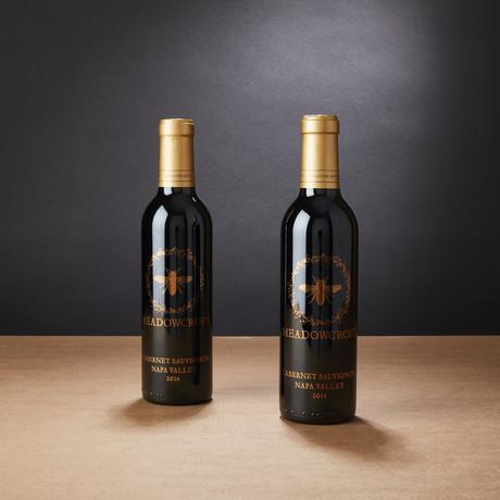 94 Point Meadowcroft Napa Valley Cabernet Sauvignon // Set of 2 // 375 ml Each