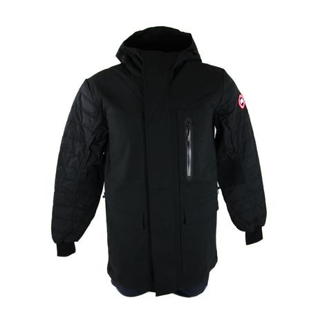 Canada Goose // Men's Selwyn Coat  // Black (S)