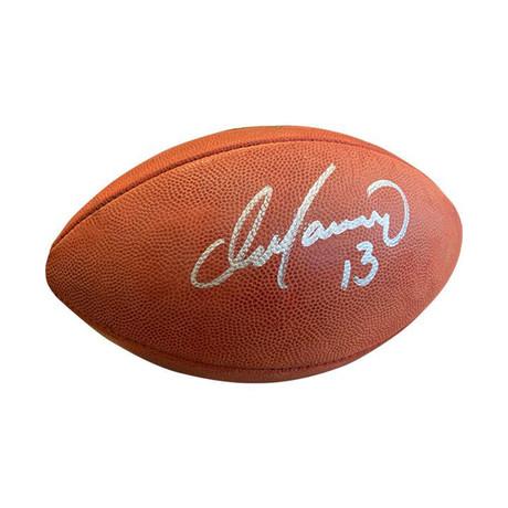 Dan Marino // Autographed Football