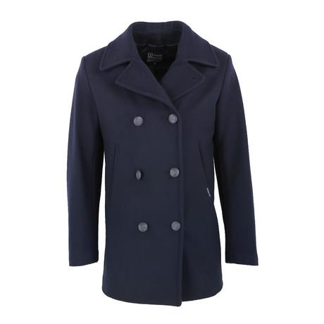 French P-Coat // Navy (S)