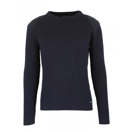 Heritage Military Sweater // Navy (S)