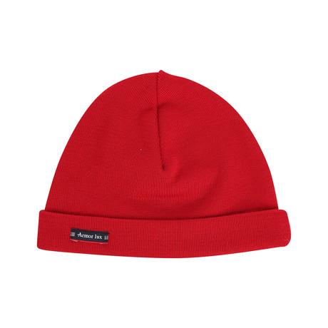 Watch Cap // Red