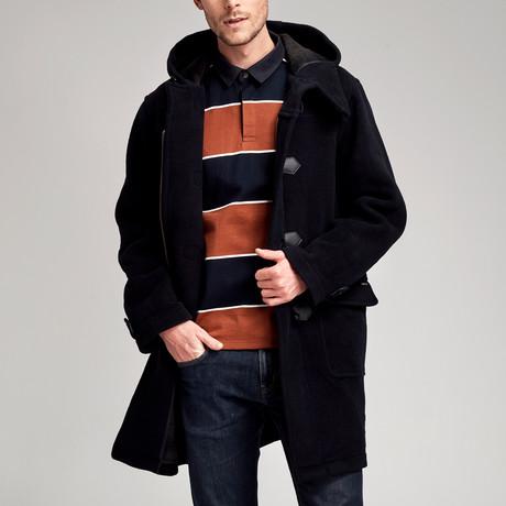 Bloussant Coat // Rich Navy (S)