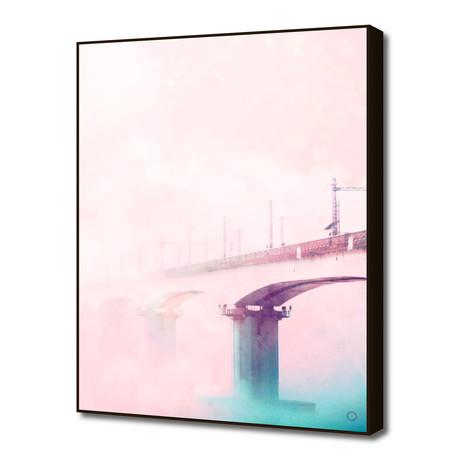 """The Bridge to Heaven (16""""W x 20""""H x 1.5""""D)"""