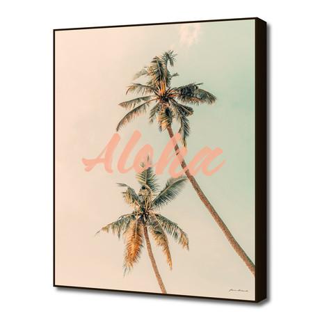 """Aloha (16""""W x 20""""H x 0.2""""D)"""