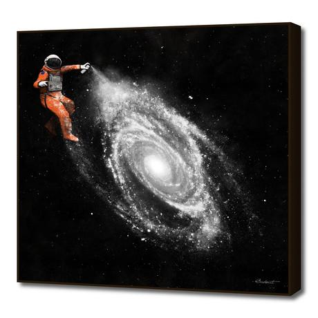 "Space Art (16""W x 16""H x 1.5""D)"