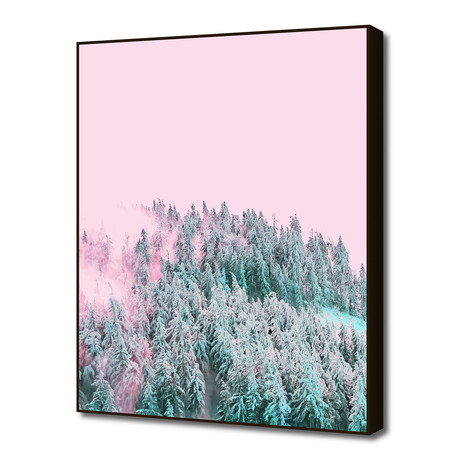 """Forest Fog V5 (16""""W x 20""""H x 1.5""""D)"""