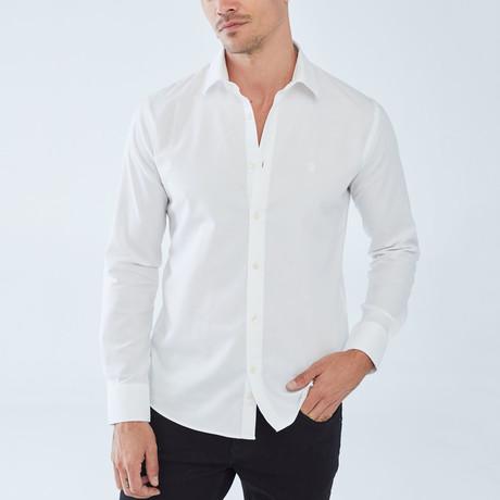 Athen Shirt // White (S)
