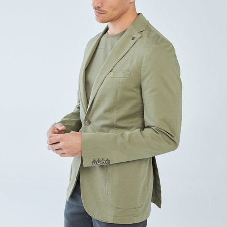 Nell Jacket // Green (Euro: 46)