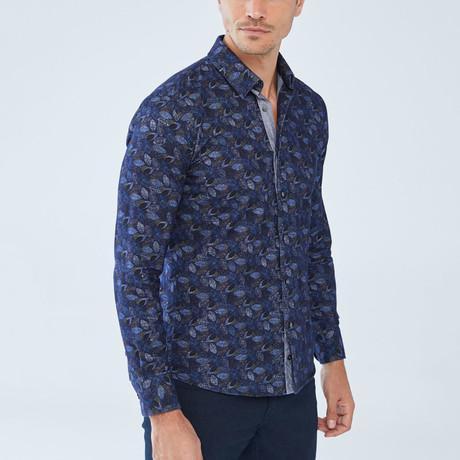 Amman Shirt // Navy (S)