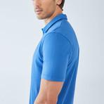 Boris Becker // Benjamin Polo Shirt // Blue (Medium)
