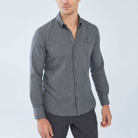Berlin Shirt // Gray (S)
