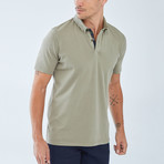 Boris Becker // Benjamin Polo Shirt // Green (X-Large)