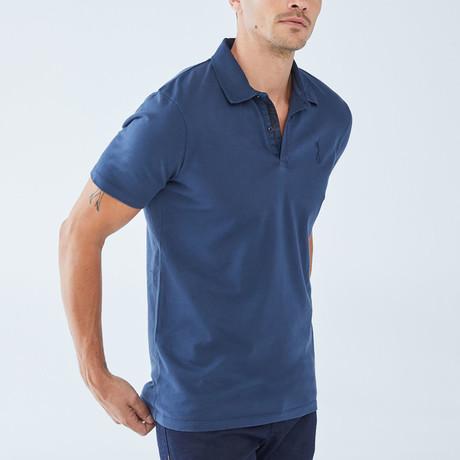 Benjamin T-Shirt // Navy (S)