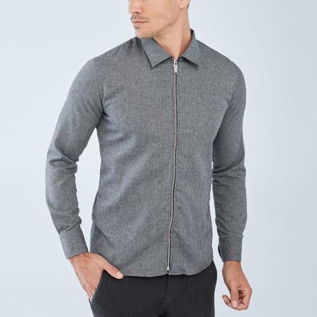 Aden Shirt // Anthracite (S)