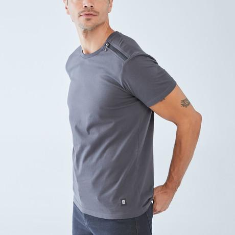 Bruno T-Shirt // Anthracite (Small)