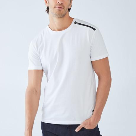 Bruno T-Shirt // White (Small)