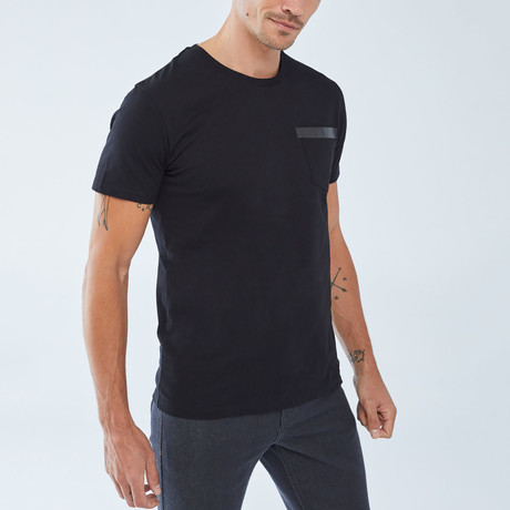 Brook T-Shirt // Black (S)