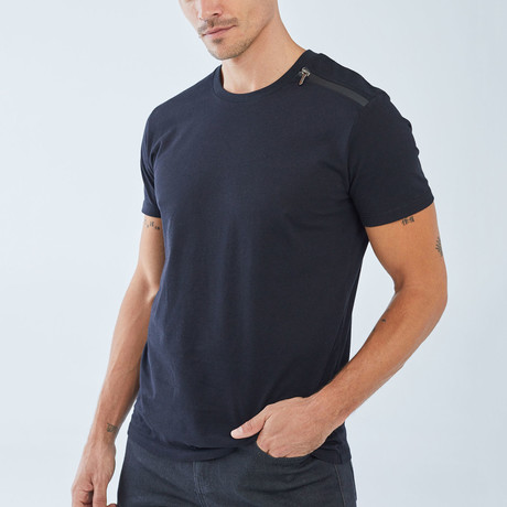 Bruno T-Shirt // Black (Small)
