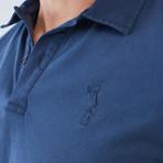 Boris Becker // Benjamin Polo Shirt // Navy (Small)