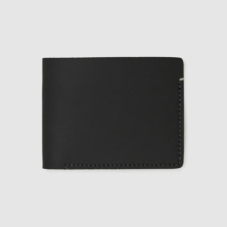 Billfold Wallet // Sport Leather // Non-RFID Blocking