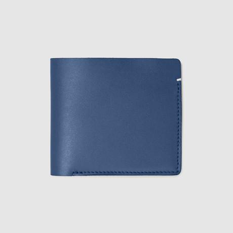 Billfold Wallet // Non-RFID Blocking (Black)