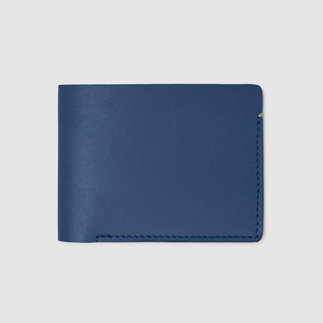 International Billfold Wallet // RFID Blocking (Black)