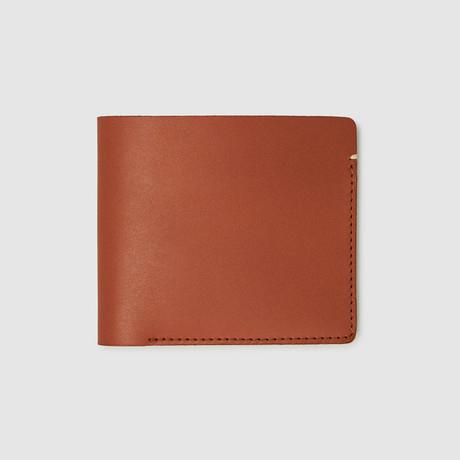 Billfold Wallet // RFID Blocking (Black)